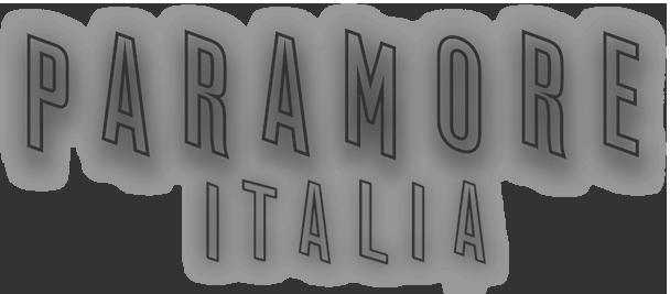 Primo sito italiano dedicato ai Paramore, band americana nata nel 2004.